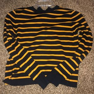 Forever 21 stripped sweater